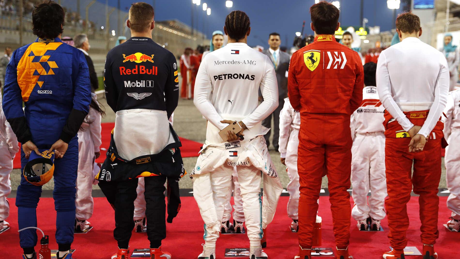 Best F1 Drivers